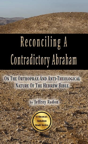 Reconciling a Contradictory Abraham